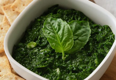 Nut-Free Vegan Pesto